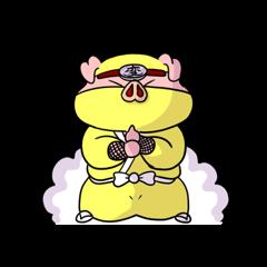 豚の忍者「にんにん」