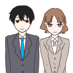 ビジネスタイ語と日本語のパート1