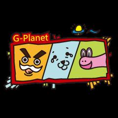"""G-Planet""G-Tako's hometown (Chapter II)"