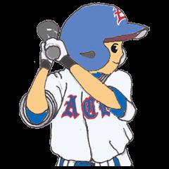 学童野球・リトルなエースたち
