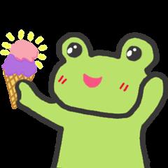 カエル-プラネット(国境なき)
