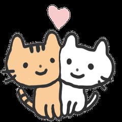 LOVE♡ドキドキが止まらない!恋する猫