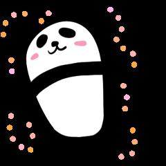 ふとっちょいパンダ・タメ口版1