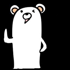 ふとっちょいクマ・関西弁版1