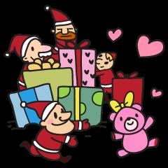 七人の小人 メリークリスマス!