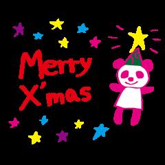 クリスマスとお正月のスタンプ