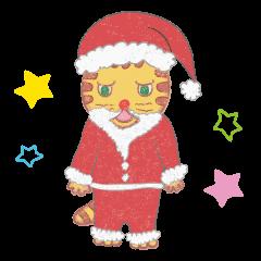 玄関ねこ 〜クリスマス & お正月編〜