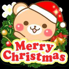 敬語くまさんのクリスマス&お正月