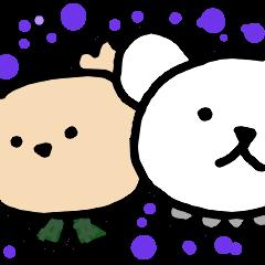 DさんとF次朗〜新潟.山形.仙台弁を操るクマ