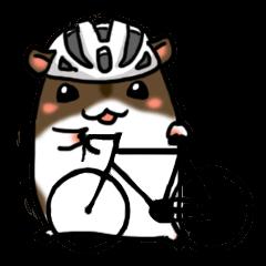 タキタロウの自転車