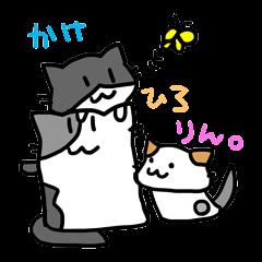 [猫猫]かけひろりん。2[ねこねこ]