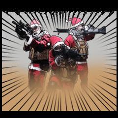 FPS・サバゲー・ミリタリークリスマス