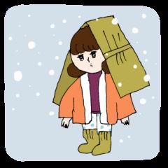 ノスタルジックピープル 冬