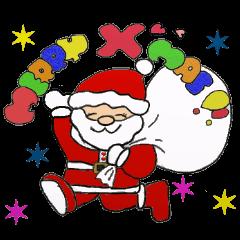 みんな一緒に楽しいクリスマス!!