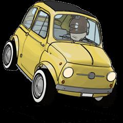 幸せのキュートカー!