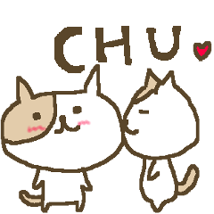 あまずっぱいラブラブにゃんこ love cat