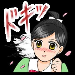 ザグザグ テレビCMキャラクター