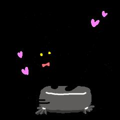 黒ねこライフ