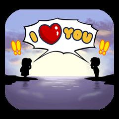 LDR Couple Story (English Version)
