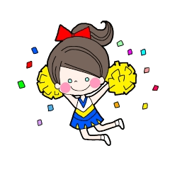 Cheerleader☆