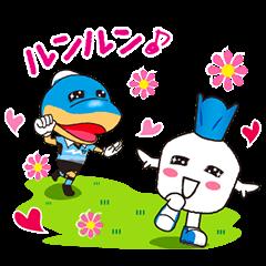 川崎フロンターレ公式2015マスコット