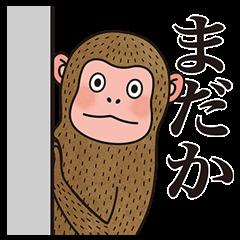 フライング猿