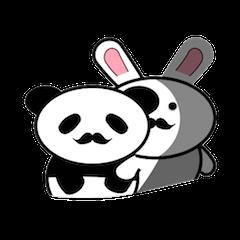 ひげパンダ