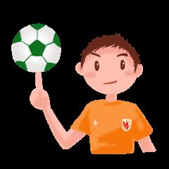 サッカーBoy