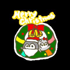 ぺんぺん&ぺこ クリスマスVer.