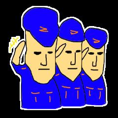 歳末警戒からの~出初め式☆消防団全員集合